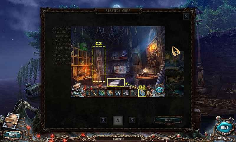 sacra terra: kiss of death walkthrough 25 screenshots 3