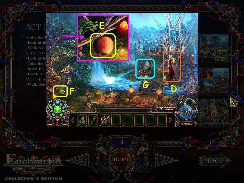 enchantia: wrath of the phoenix queen walkthrough 5 screenshots 1