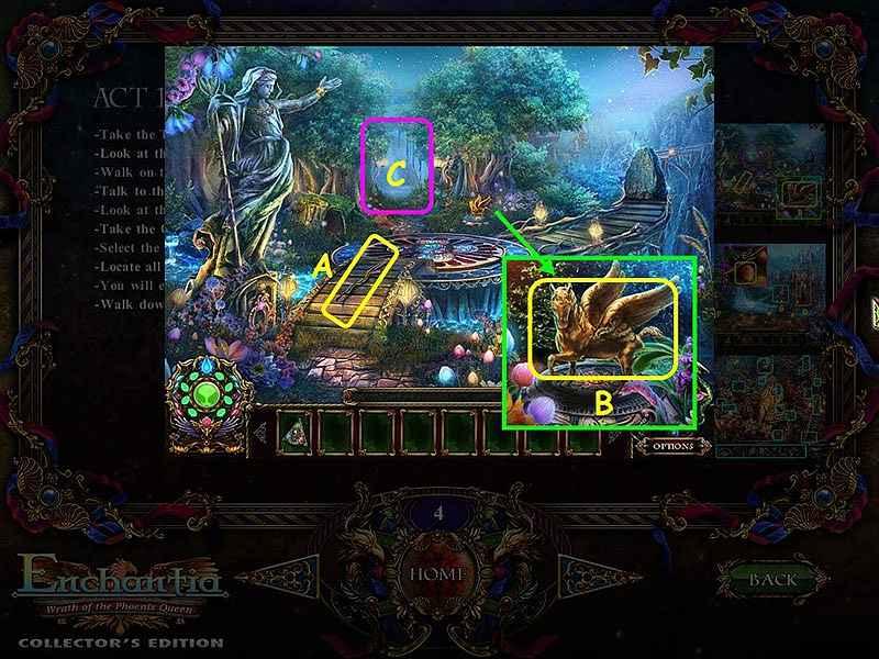 enchantia: wrath of the phoenix queen walkthrough 5 screenshots 3