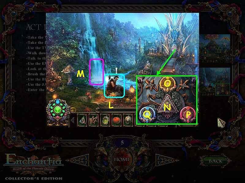 enchantia: wrath of the phoenix queen walkthrough 6 screenshots 1