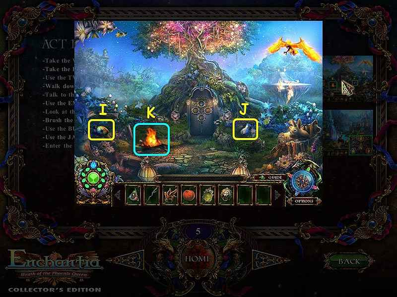 enchantia: wrath of the phoenix queen walkthrough 6 screenshots 2