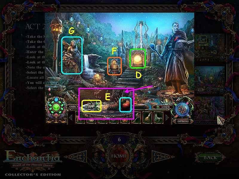 enchantia: wrath of the phoenix queen walkthrough 7 screenshots 2