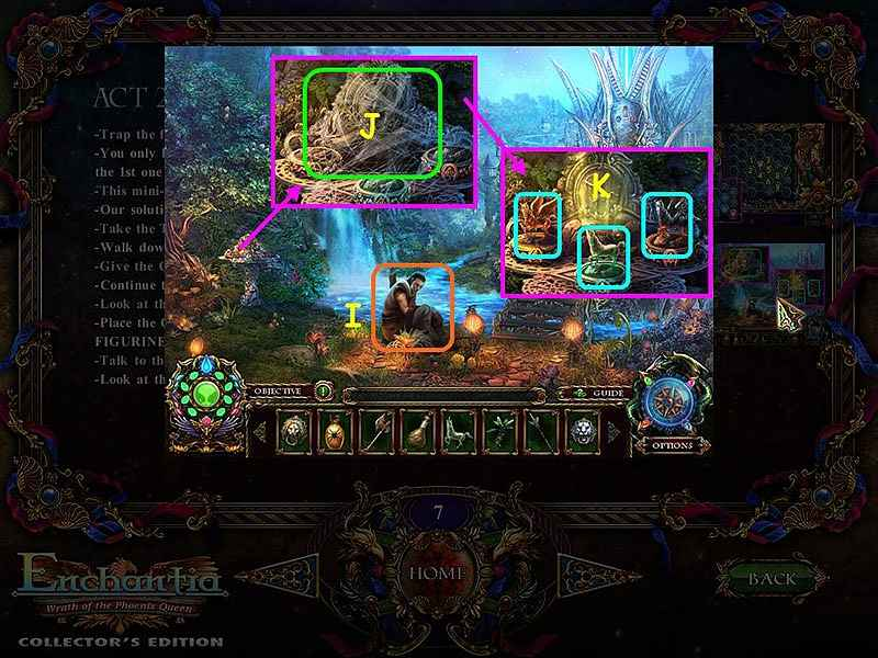 enchantia: wrath of the phoenix queen walkthrough 8 screenshots 7