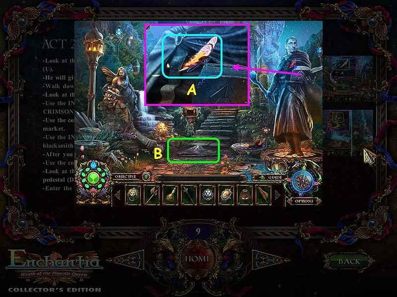 enchantia: wrath of the phoenix queen walkthrough 10 screenshots 1
