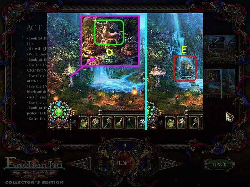 enchantia: wrath of the phoenix queen walkthrough 10 screenshots 3