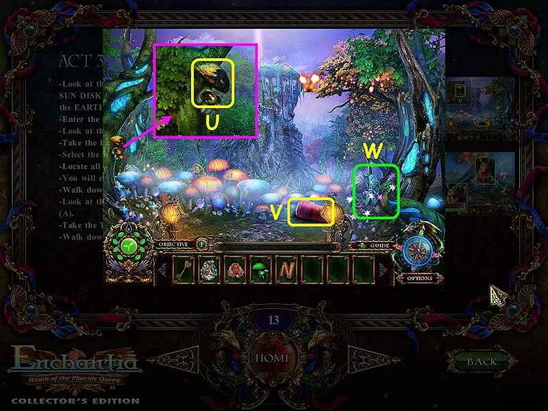 enchantia: wrath of the phoenix queen walkthrough 14 screenshots 1