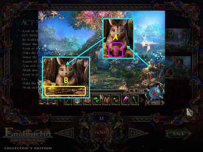 enchantia: wrath of the phoenix queen walkthrough 14 screenshots 2