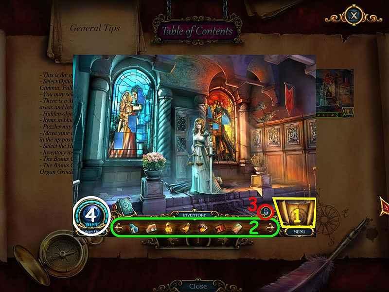 chimeras: tune of revenge walkthrough 2 screenshots 2
