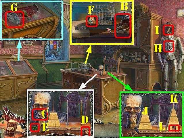 grim facade: cost of jealousy walkthrough 18 screenshots 1