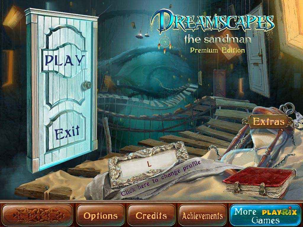 dreamscapes: the sandman collector's edition screenshots 1