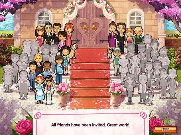 delicious - emily's wonder wedding review screenshots 1