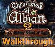 chronicles of albian 2 walkthrough