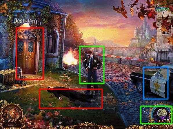 mystery trackers: silent hollow walkthrough screenshots 2