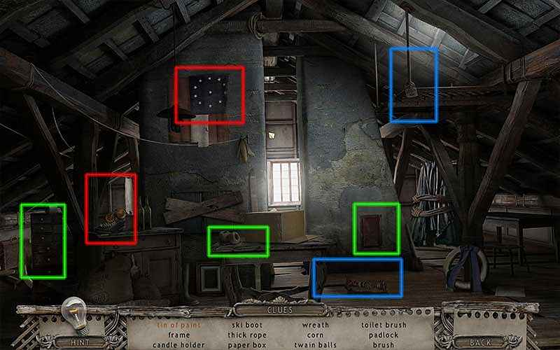 mysteries of the past: shadow of the wendigo walkthrough screenshots 2