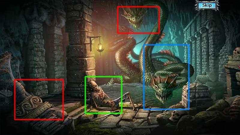 league of light: dark omen walkthrough screenshots 1
