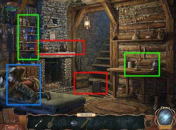 a wizard's curse walkthrough screenshots 2