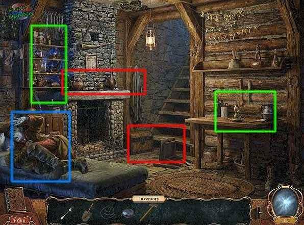 a wizard's curse walkthrough screenshots 3