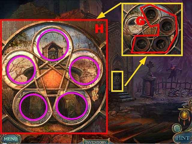 dreamscapes: the sandman walkthrough 4 screenshots 1