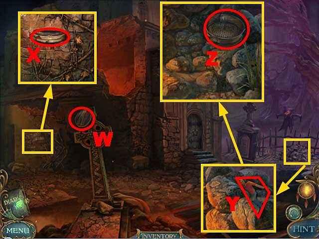 dreamscapes: the sandman walkthrough 4 screenshots 2