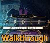 The Secret Order: Masked Intent Walkthrough 8