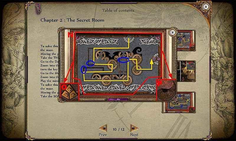 the secret order: masked intent walkthrough 10 screenshots 1