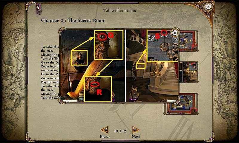 the secret order: masked intent walkthrough 10 screenshots 2