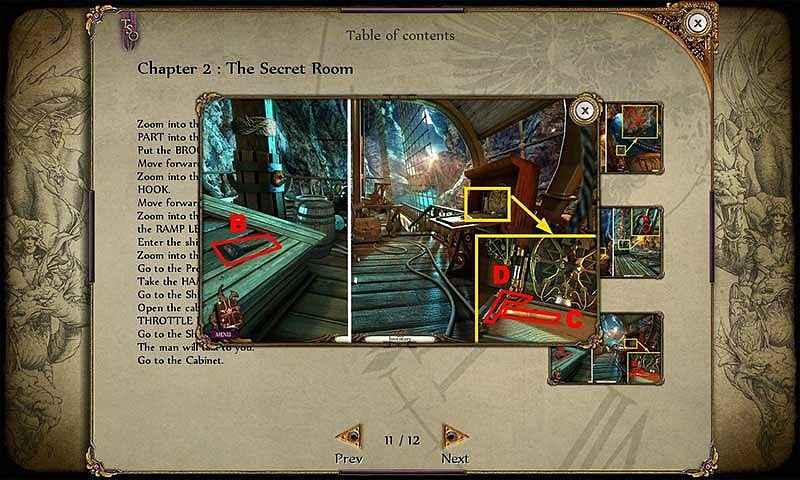 the secret order: masked intent walkthrough 11 screenshots 1