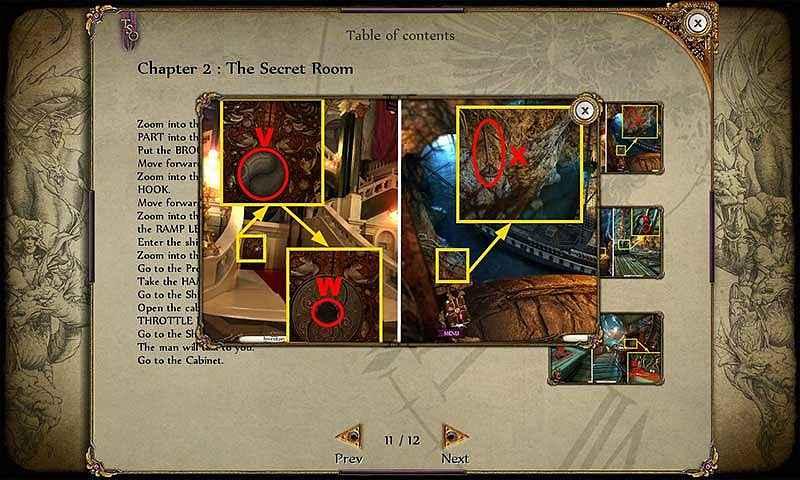 the secret order: masked intent walkthrough 11 screenshots 3