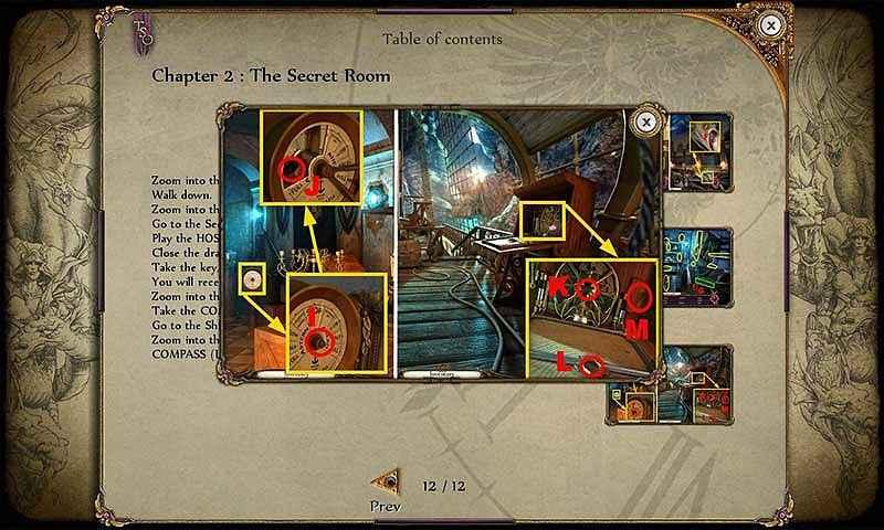 the secret order: masked intent walkthrough 12 screenshots 1
