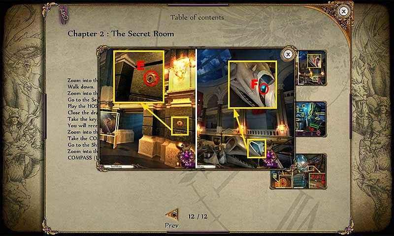 the secret order: masked intent walkthrough 12 screenshots 2