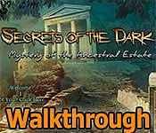 secrets of the dark: mystery of the ancestral estate walkthrough 2