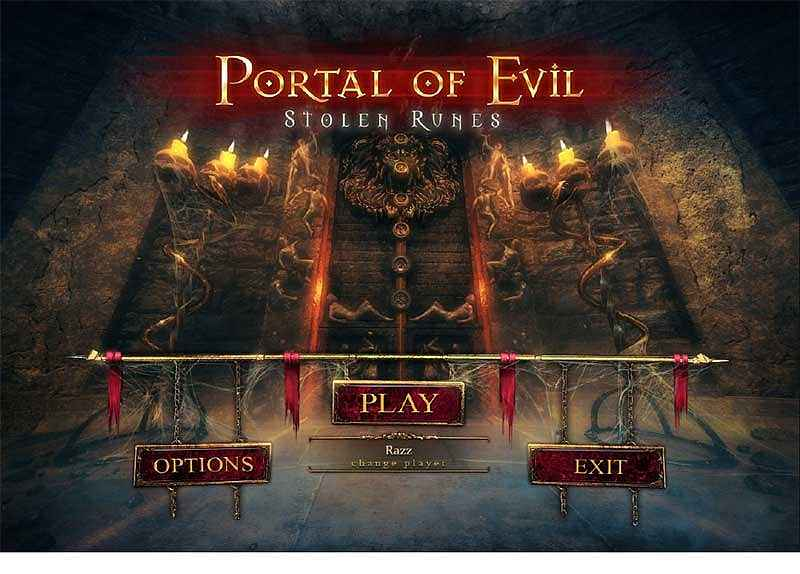portal of evil:stolen runes screenshots 1