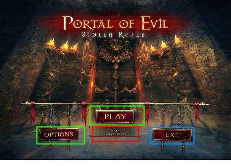 portal of evil:stolen runes walkthrough