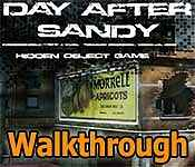 day after sandy walkthrough