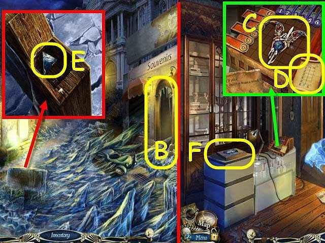 hallowed legends: ship of bones walkthrough 12 screenshots 2