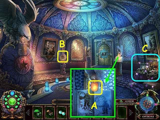 enchantia: wrath of the phoenix queen walkthrough 25 screenshots 1