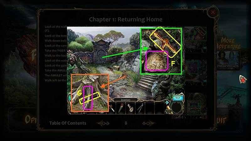 phenomenon: meteorite walkthrough 9 screenshots 2