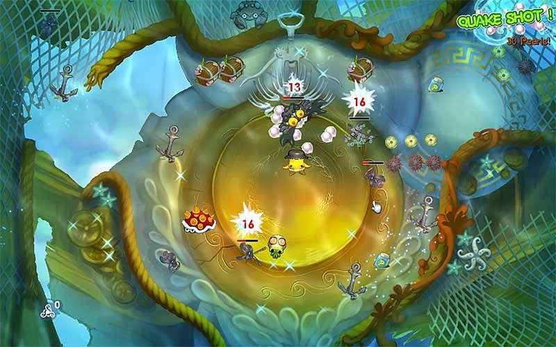 squids screenshots 1