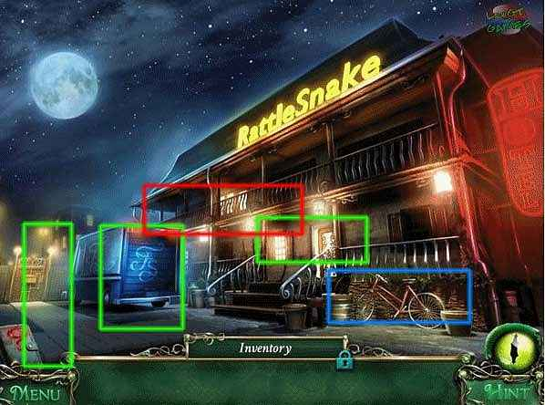 9 clues: the secret of serpent creek walkthrough