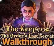 The Keepers: The Order's Last Secret Walkthrough 17