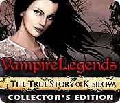 Vampire Legends: The True Story of Kisolova Walkthrough