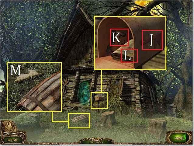lost tales: forgotten souls walkthrough 6 screenshots 1