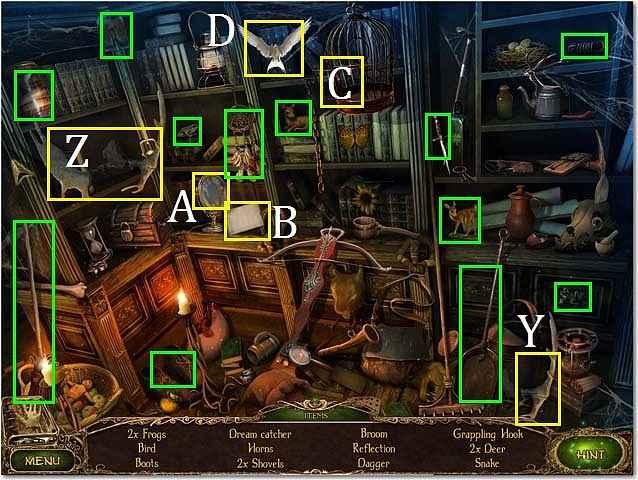 lost tales: forgotten souls walkthrough 8 screenshots 1