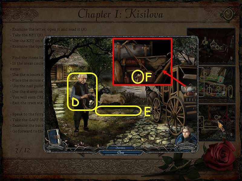 vampire legends: the true story of kisolova walkthrough 3 screenshots 1