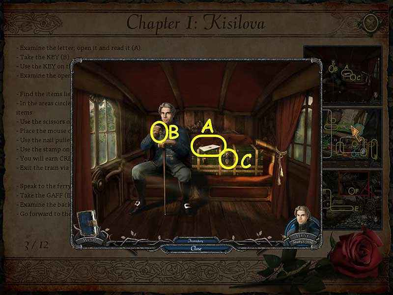 vampire legends: the true story of kisolova walkthrough 3 screenshots 2