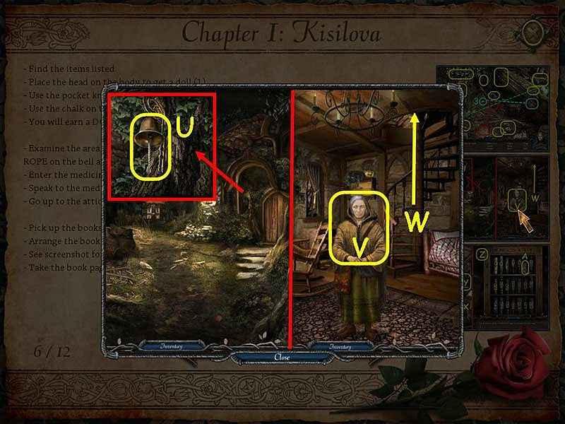 vampire legends: the true story of kisolova walkthrough 6 screenshots 2