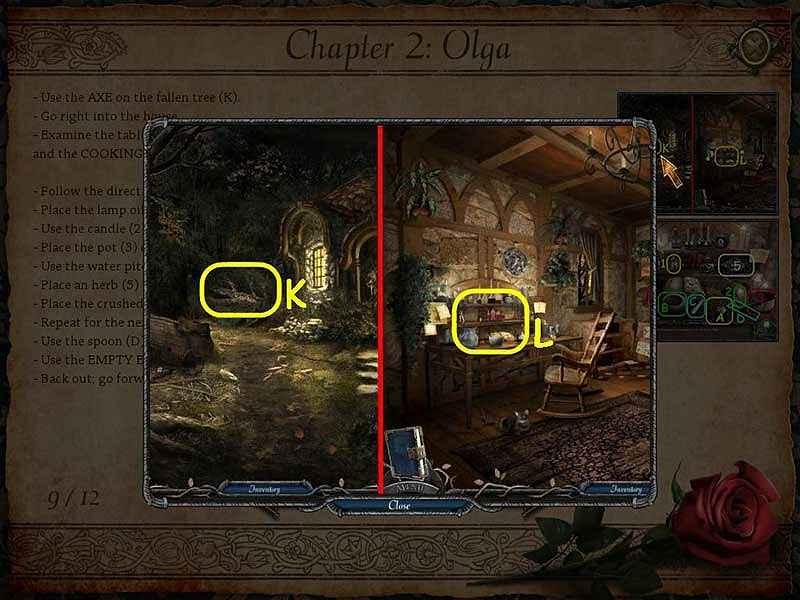 vampire legends: the true story of kisolova walkthrough 9 screenshots 1