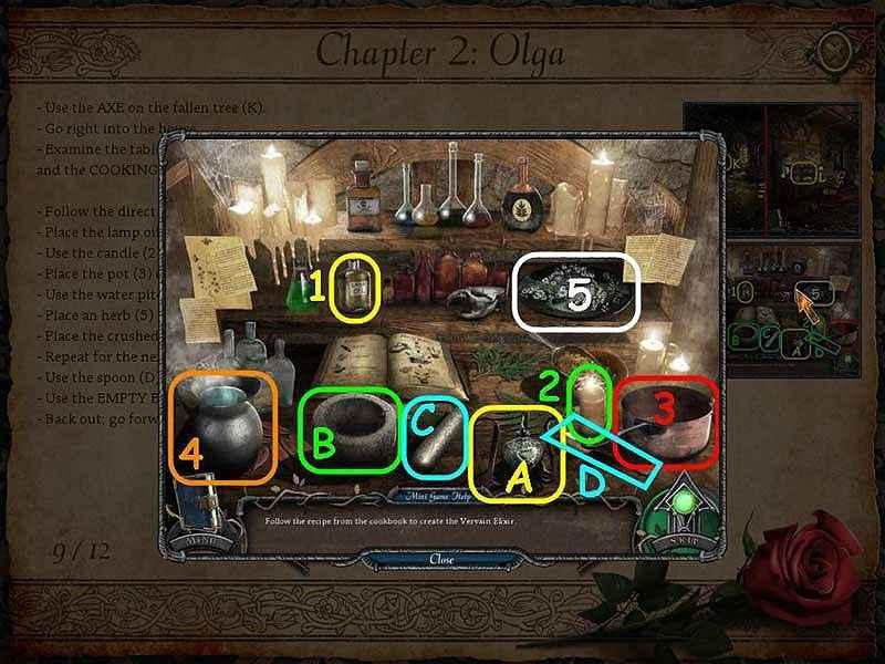 vampire legends: the true story of kisolova walkthrough 9 screenshots 2