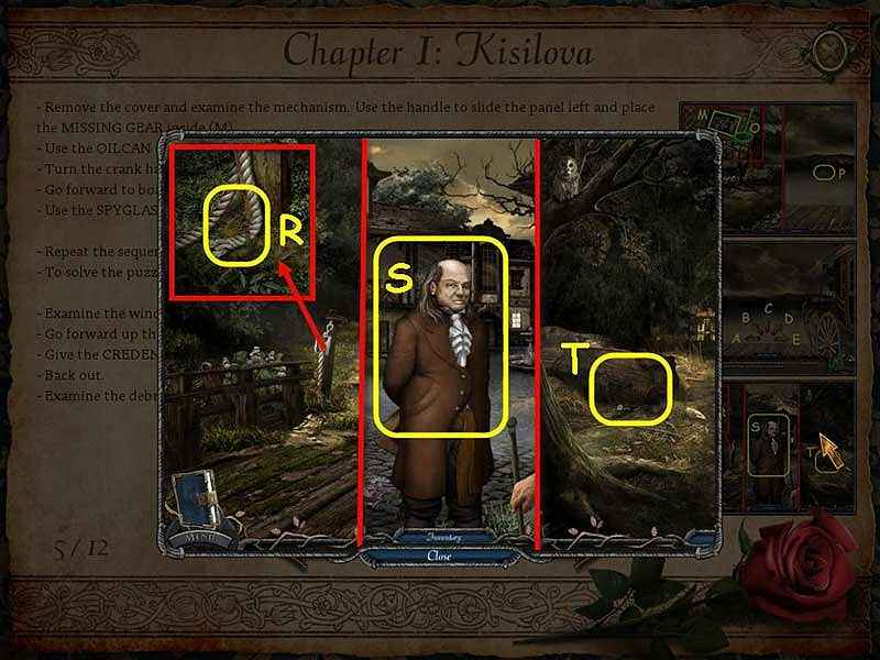 vampire legends: the true story of kisilova walkthrough 5 screenshots 1