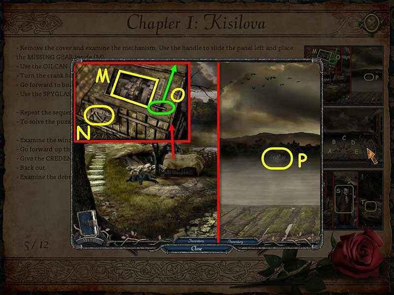 vampire legends: the true story of kisilova walkthrough 5 screenshots 3